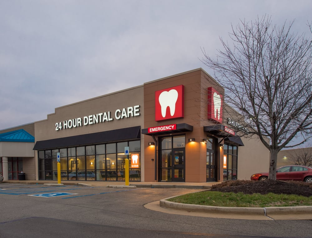 24 hour root canal dental office