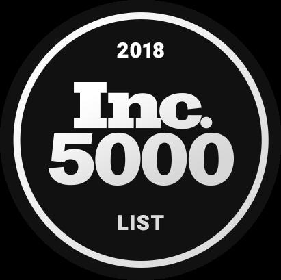 Inc 5000 Logo round
