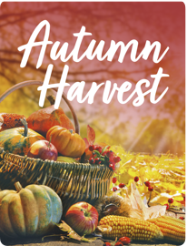 Fanbank theme Autumn Harvest