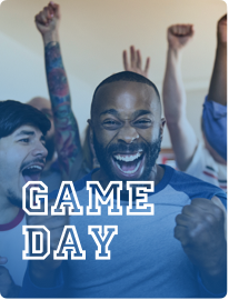 Fanbank theme Game Day