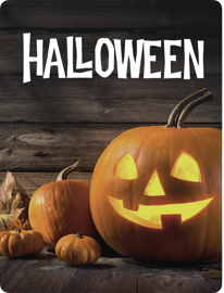 Fanbank theme Halloween