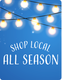 Fanbank theme Shop Local All Season