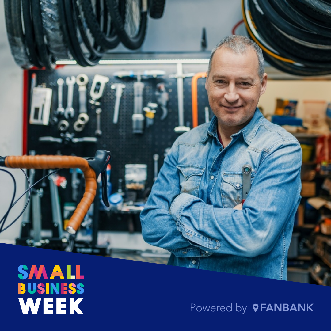 Fanbank small business owner service
