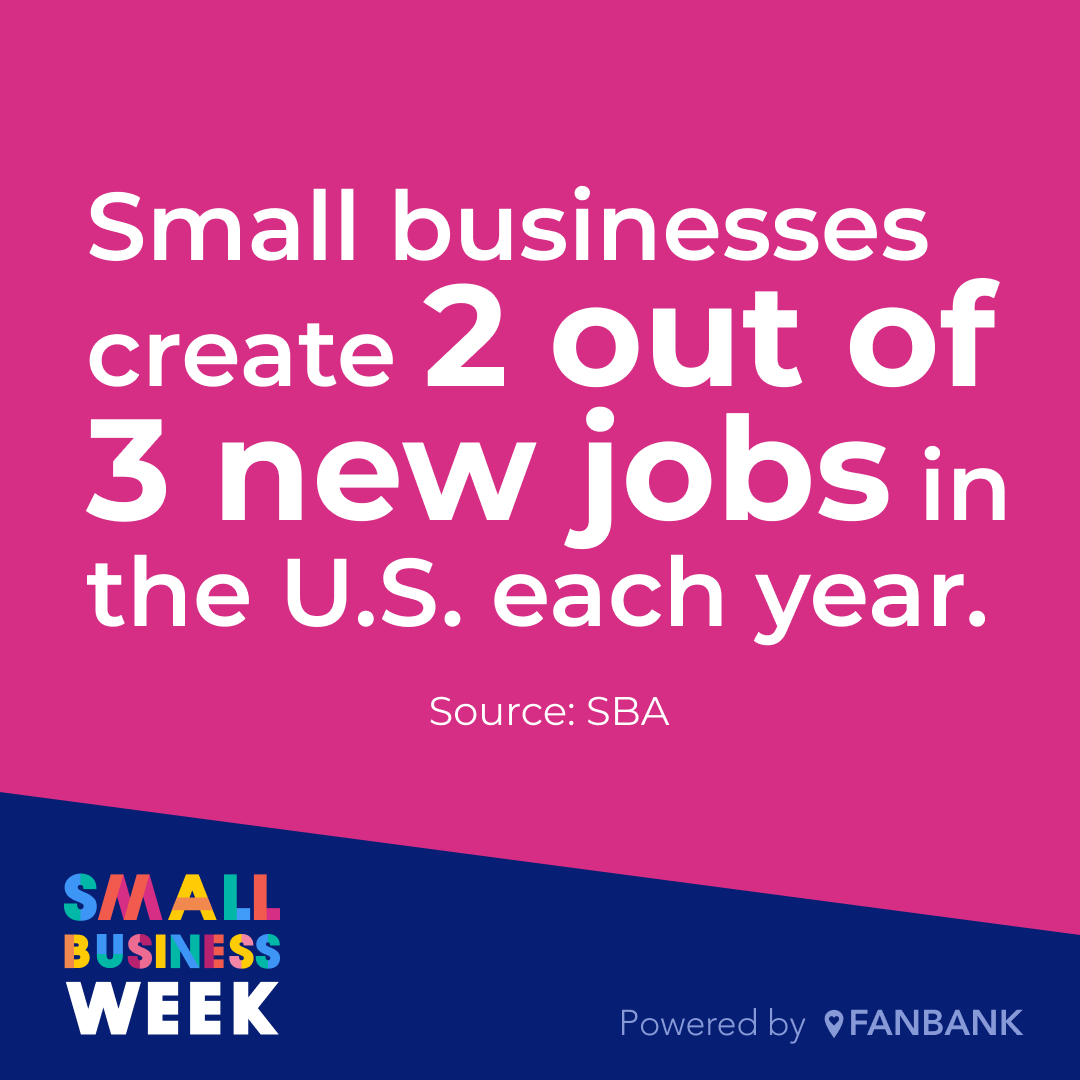 Fanbank small business statistic 2
