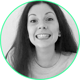 Christina Schorer - green flames