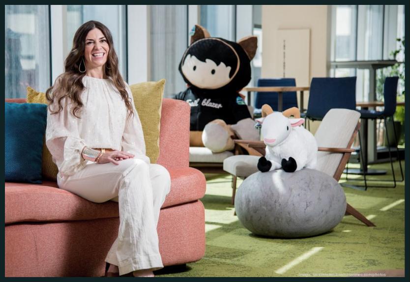 Sarah Franklin Salesforce