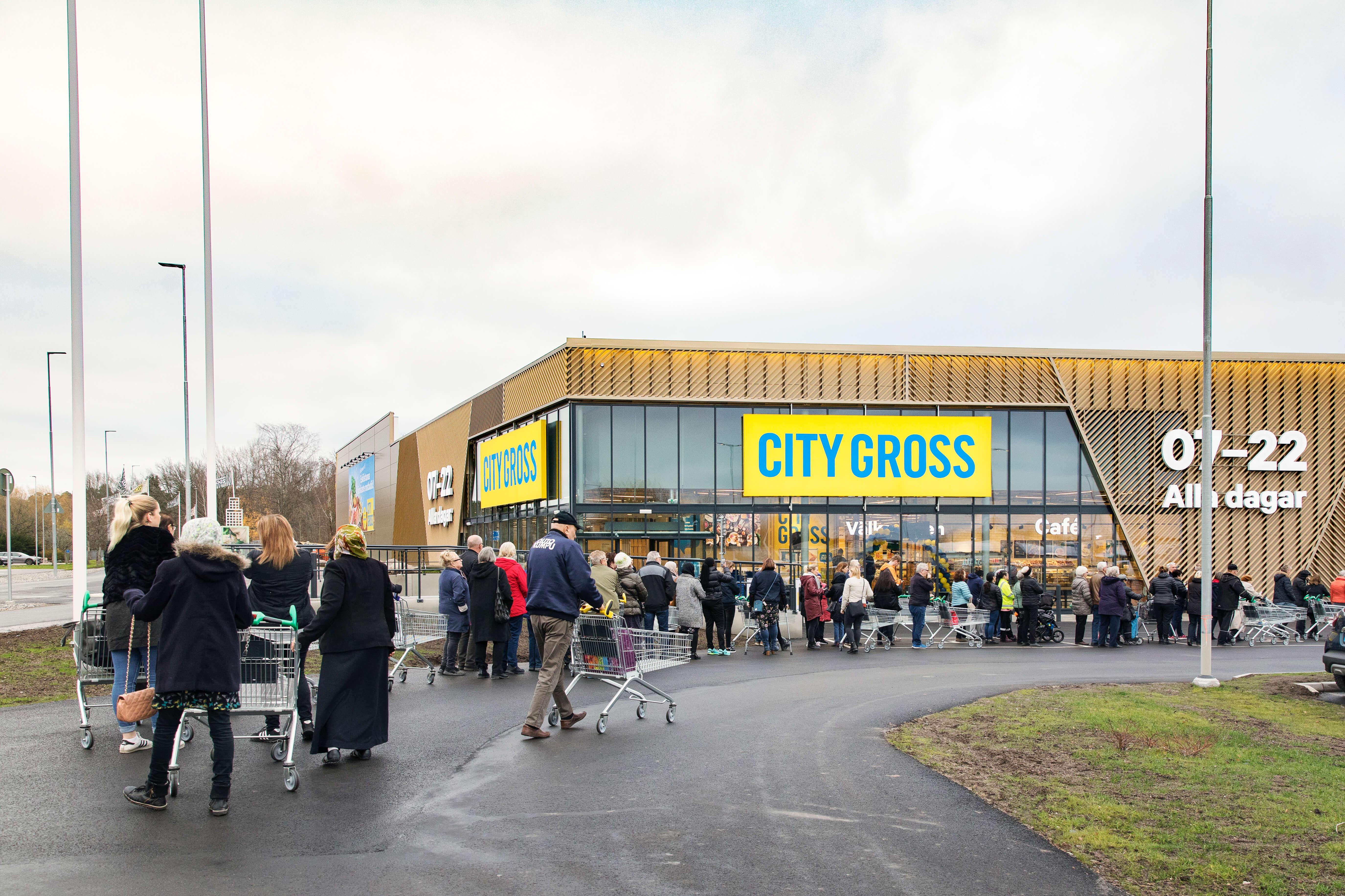 Photo of City Gross