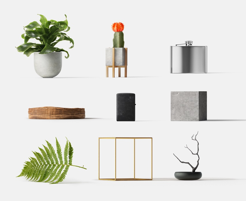 Environment for your mockup scenes