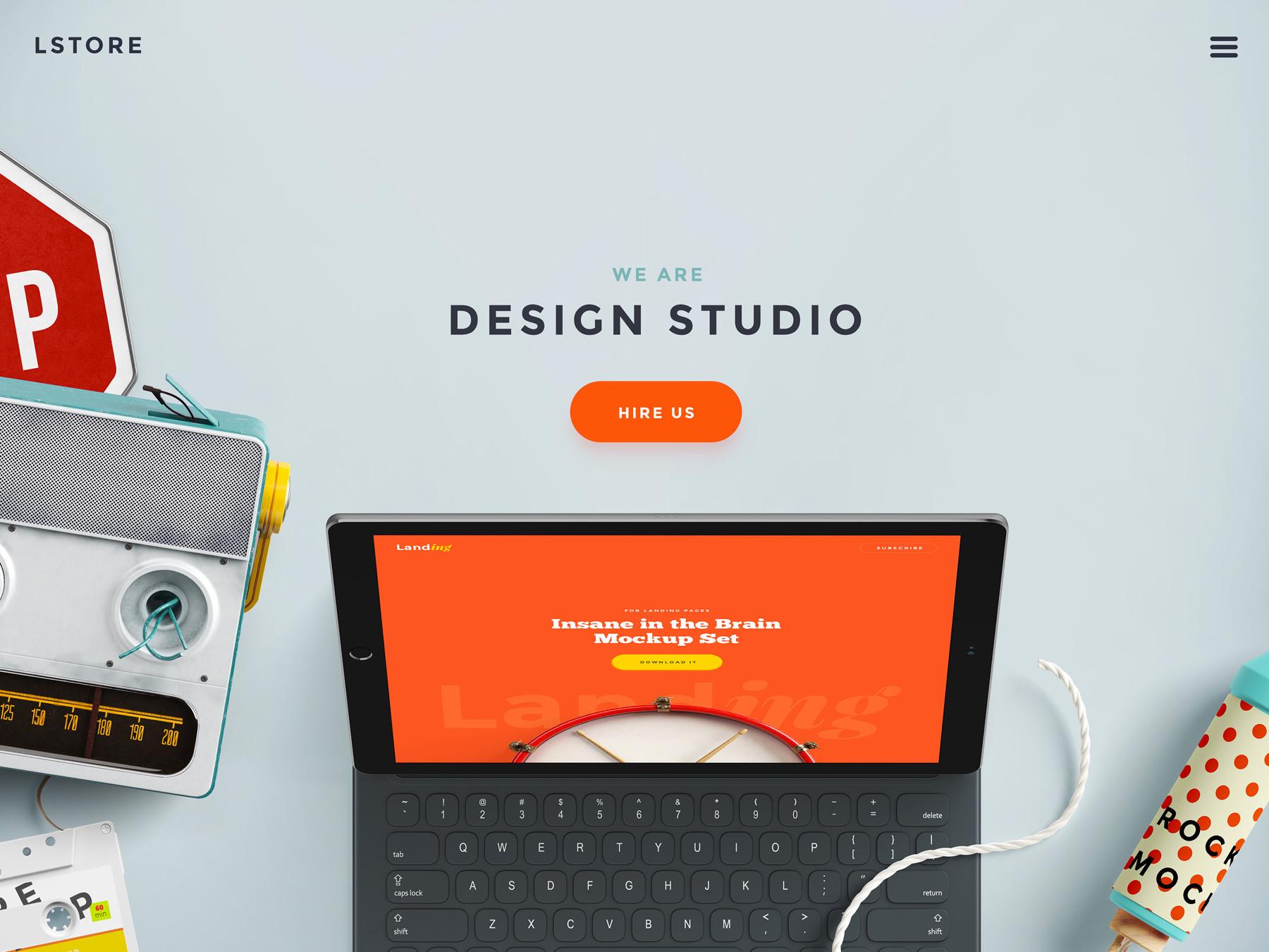 OhMy! Designer's Toolkit