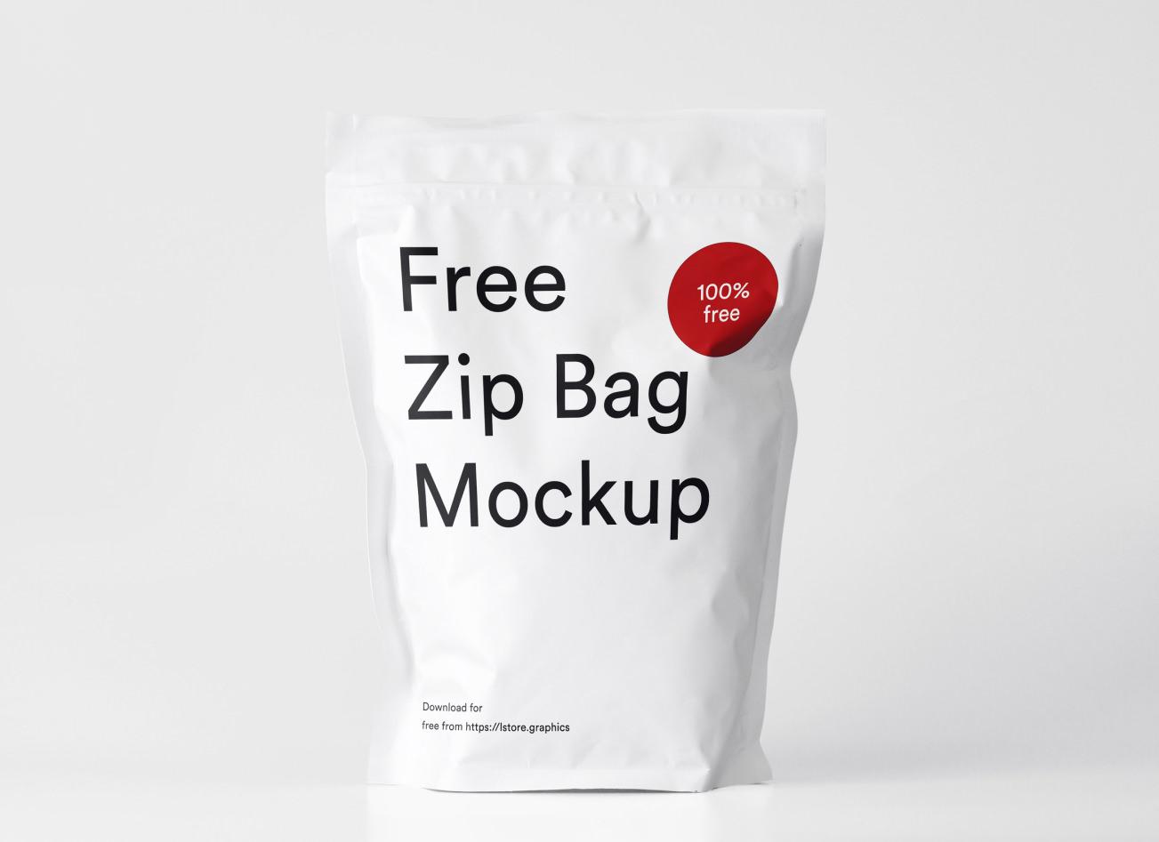 Packaging mockup free psd