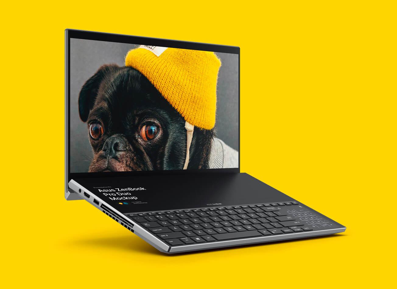 Free Laptop Mockup