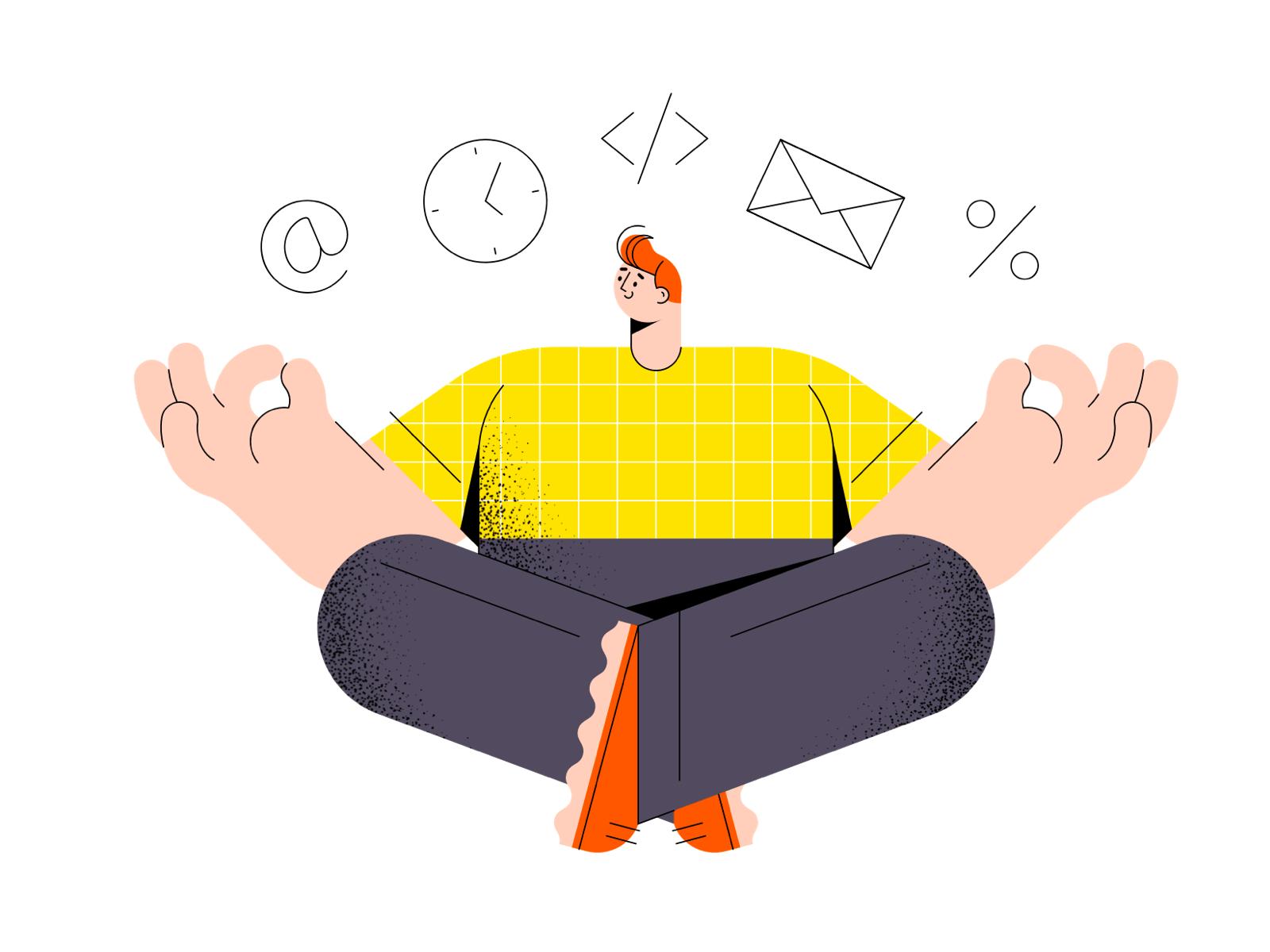 Wham! Illustration Kit