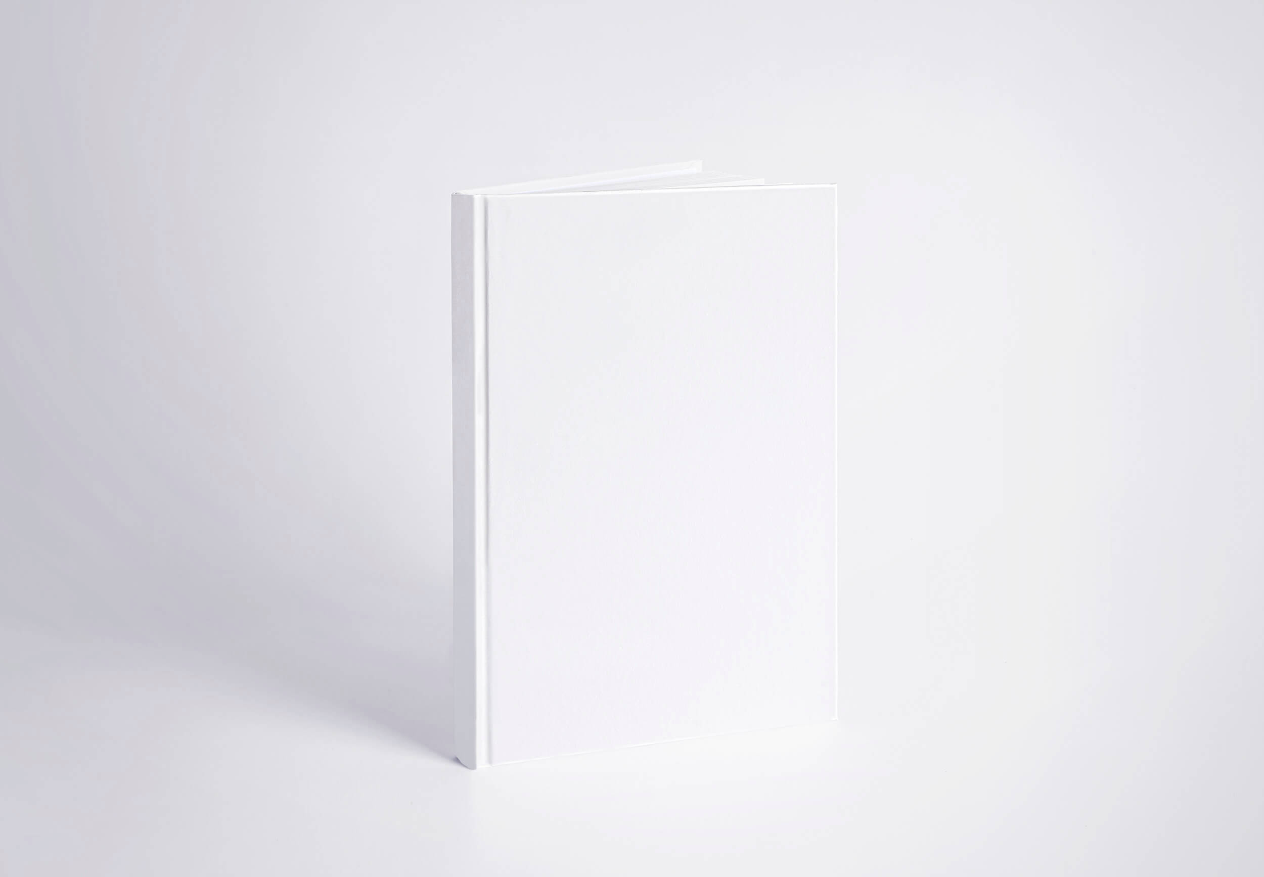 Free Book Mockup for Photoshop