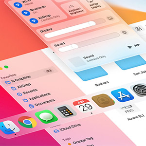 Huge update to Mac OS 11 UI Kit