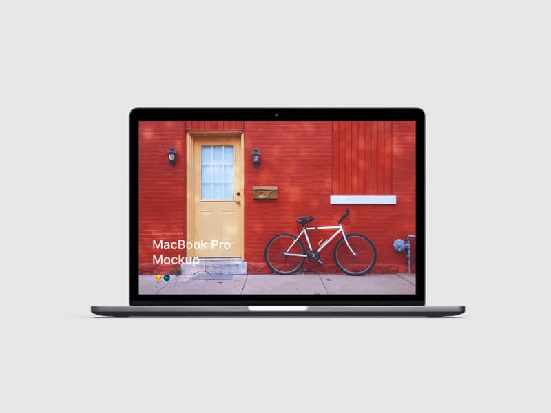 MacBook, MacBook Pro Mockups