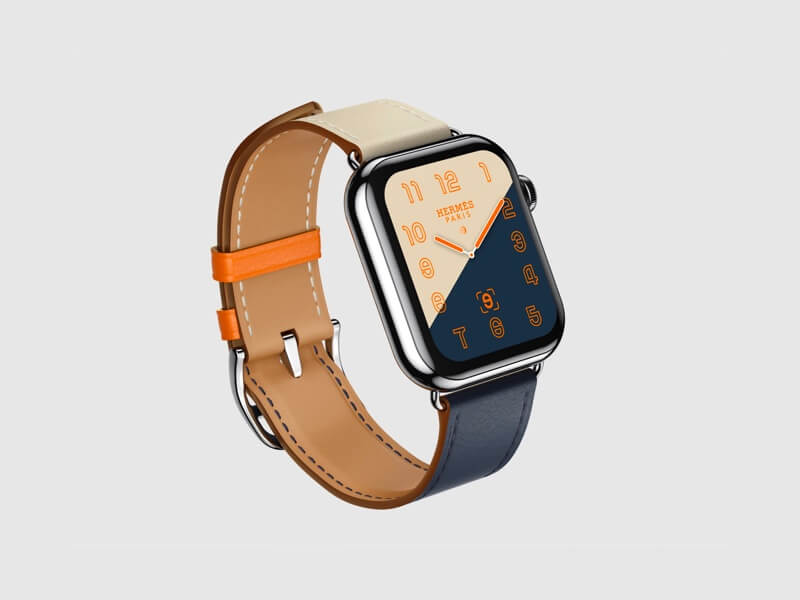 Apple Watch 4 Mockups