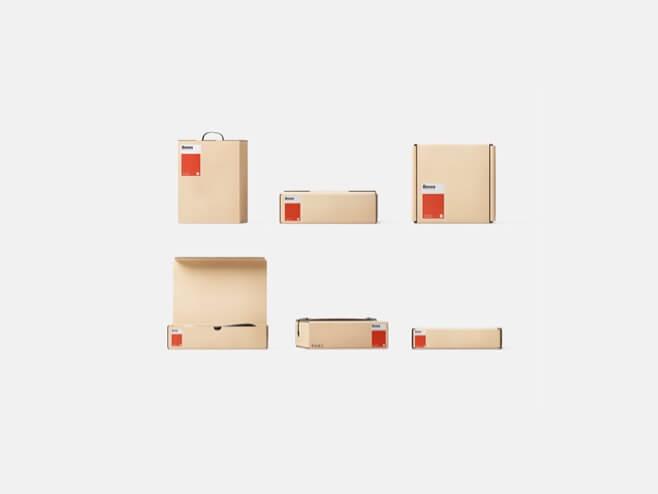 Kraft Box Mockups