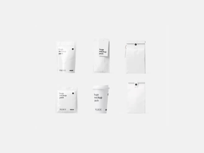 Packages Mockups