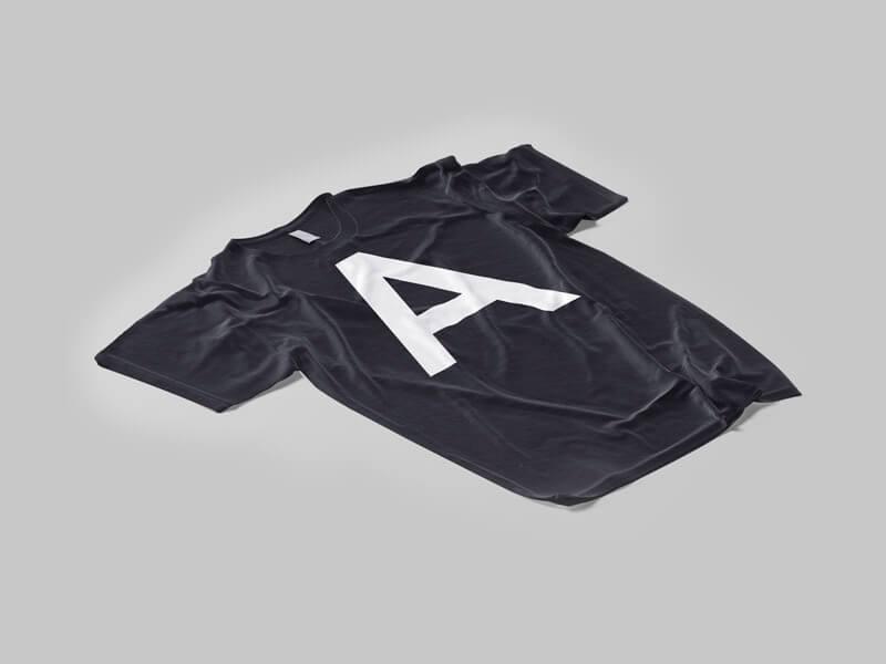 Free Changeable T-Shirt Mockup [PSD]