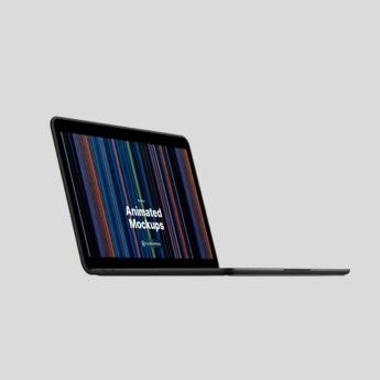 New 8 PixelBook Go animated scenes