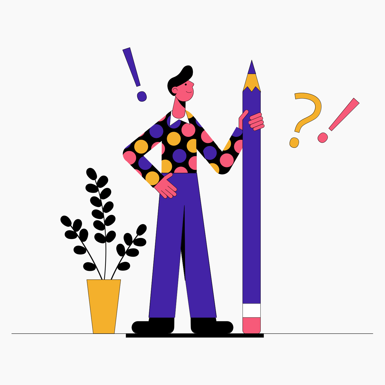 Knock Illustration Kit
