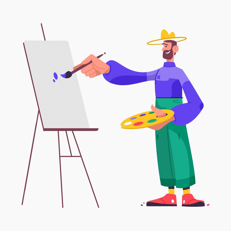 Shhh! Illustration Kit