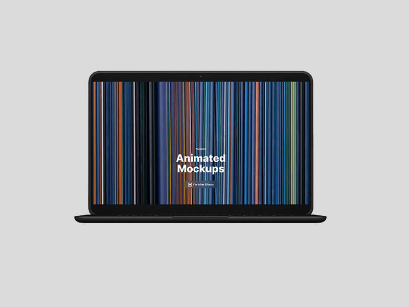 PixelBook Go Animated Mockups