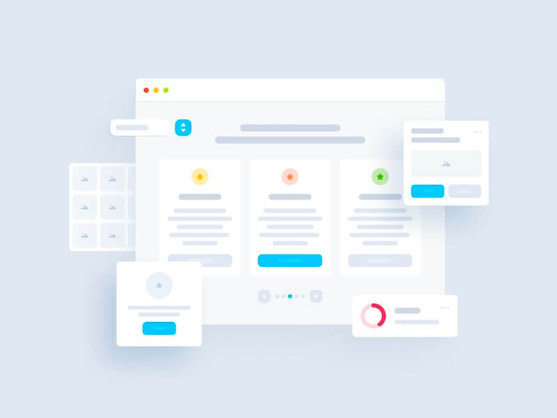 UX Pages