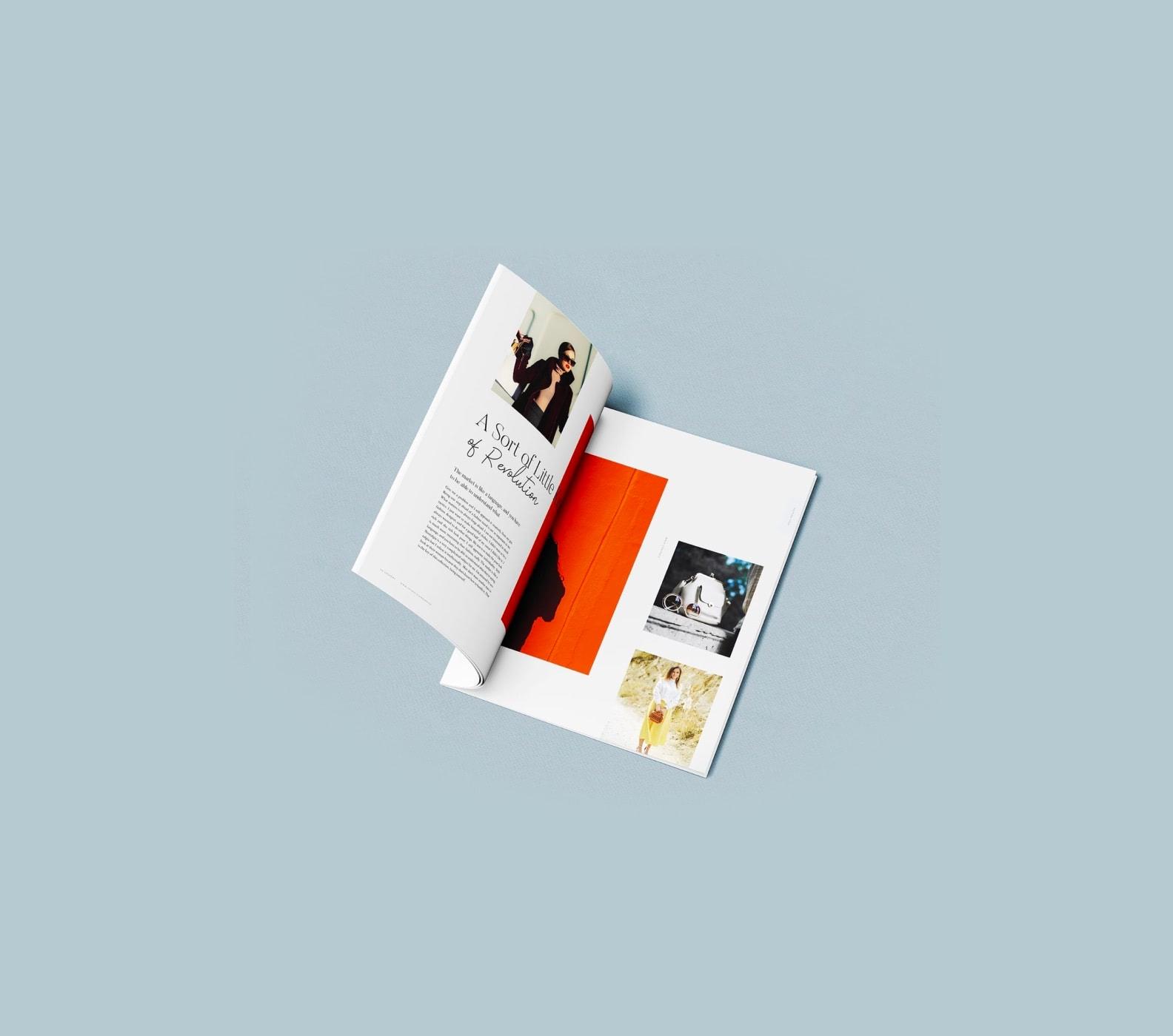 Magazines Mockups