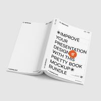 Books Mockup Bundle