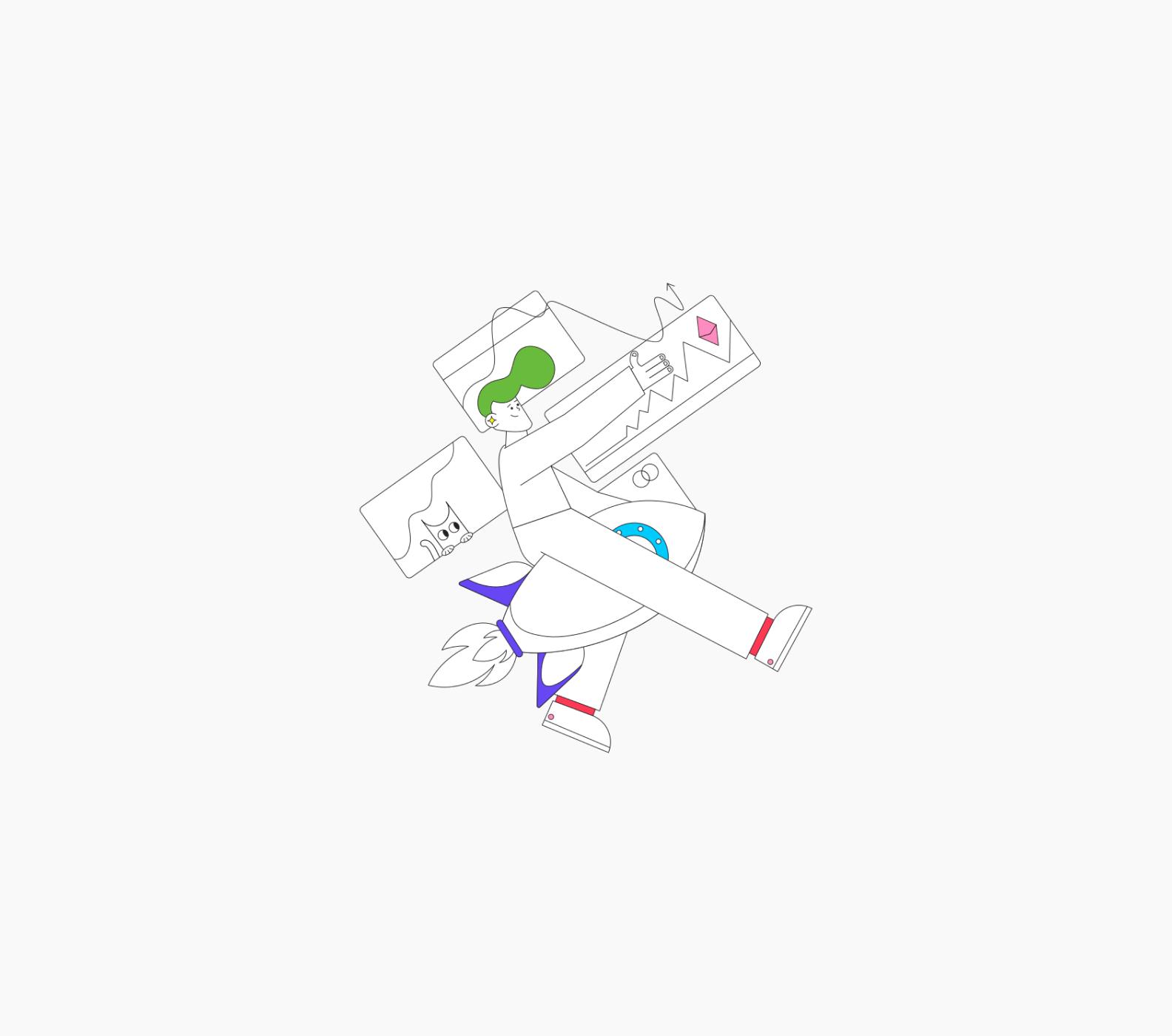 Pew-Pew Illustration Kit
