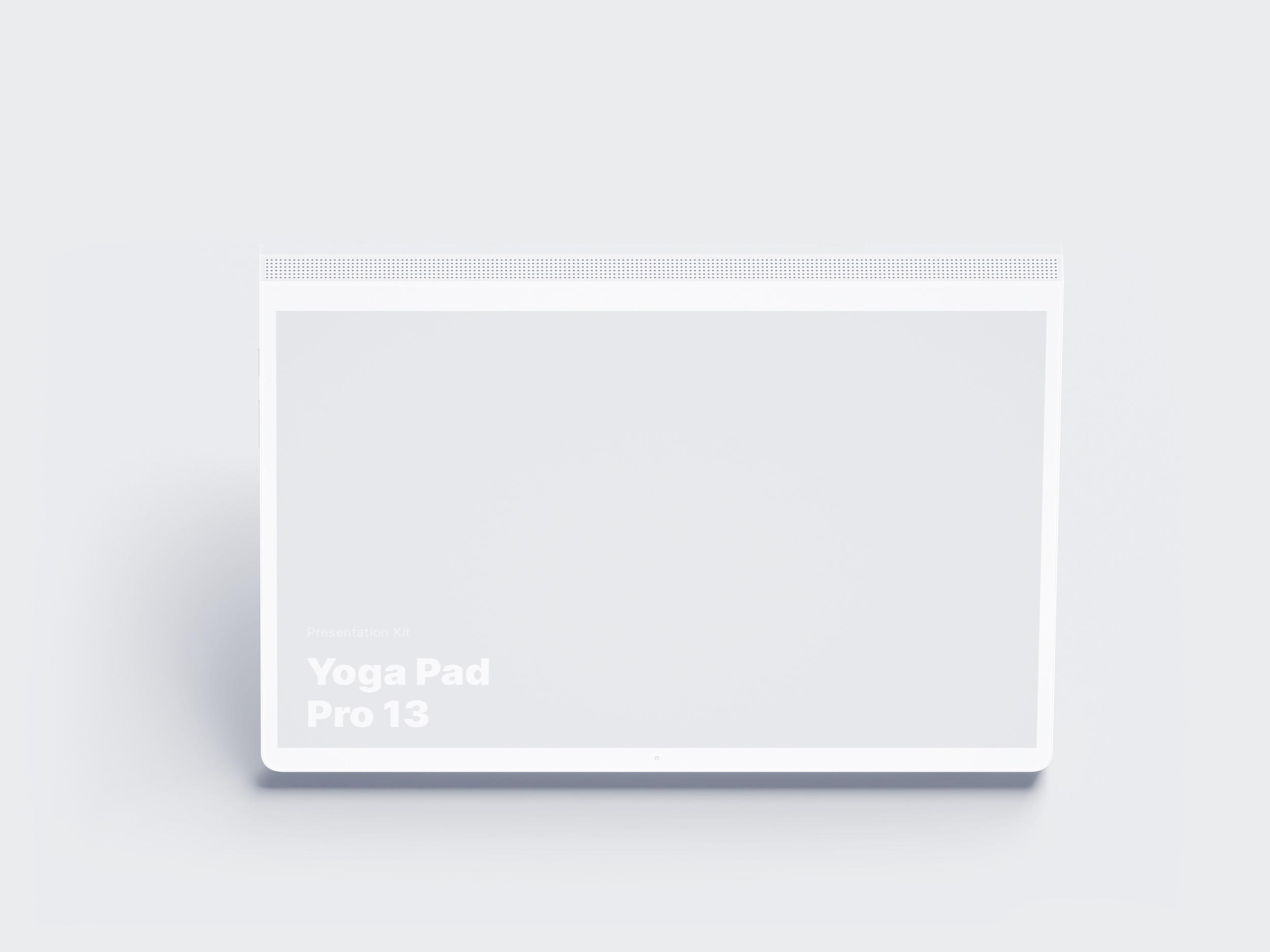 Yoga Tab Mockups