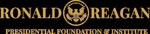 Logo of the Ronal Reagan Presidential Fondation & Institute