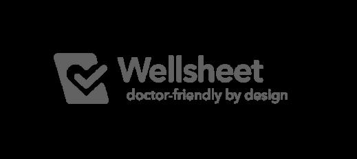 Wellsheet logo