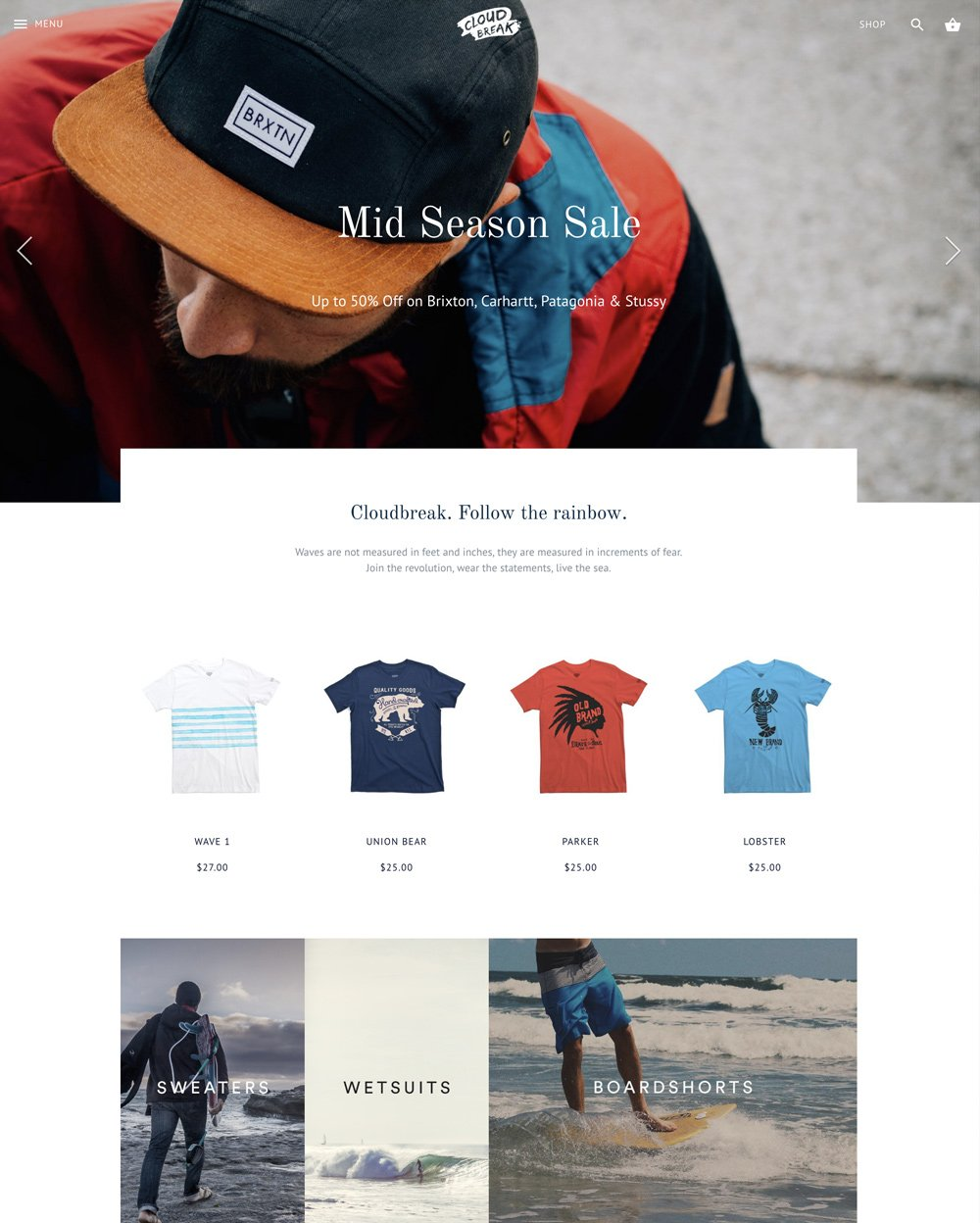 Sell More on Shopify with Premium Themes, Apps, and Custom E