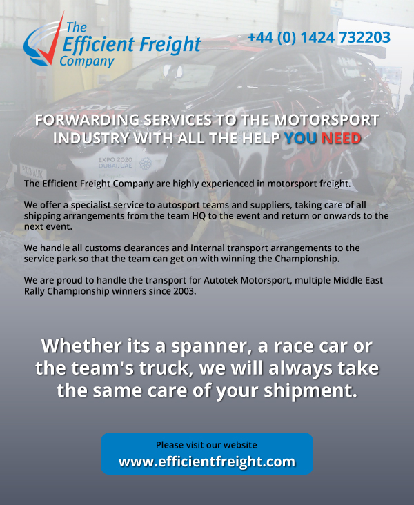 Efficient Freight leaflet