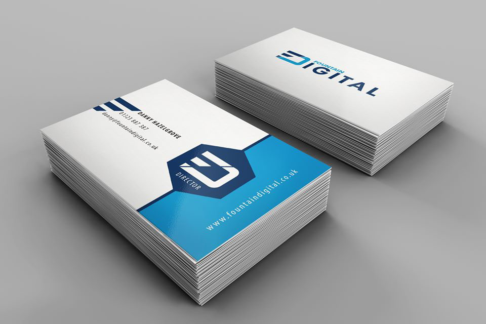 FD Business cards image