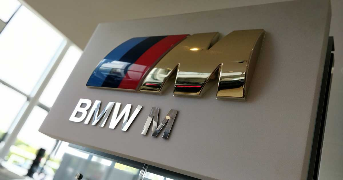 BMW M Sport logo