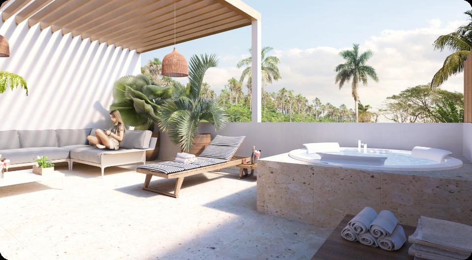 Cómo financiar propiedades y casas de lujo en México| Tao Mexico