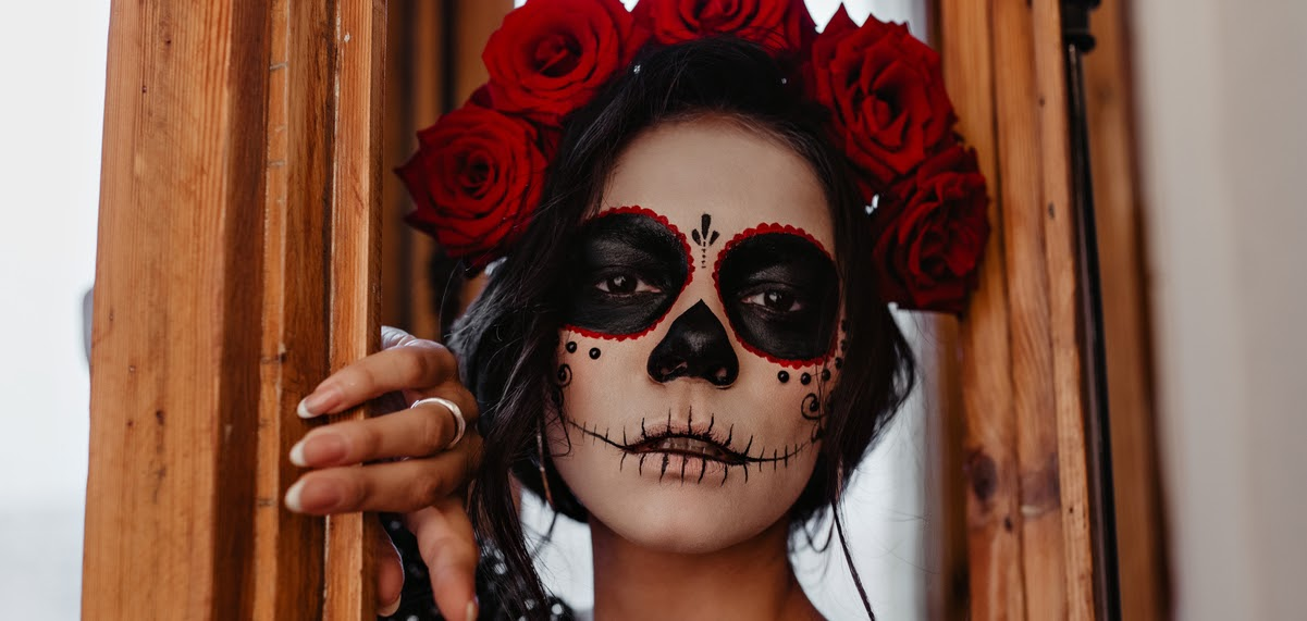 La Catrina Dia de Muertos | Tao Mexico