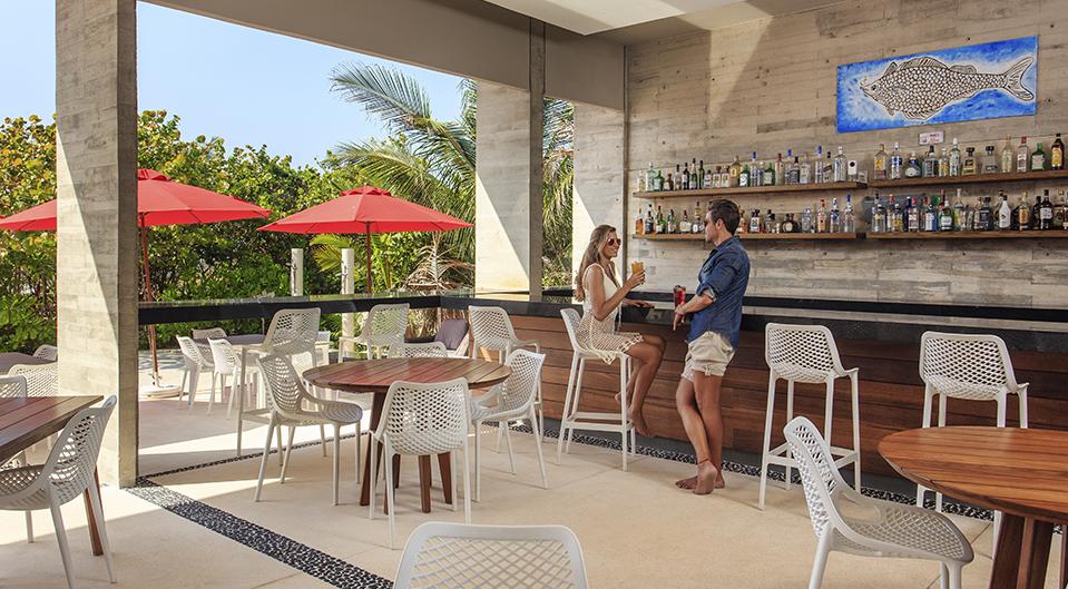 TAO mexico jungle fish beach club