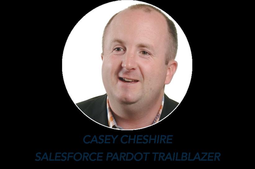 Casey Cheshire, Founder and CMO, Cheshire Impact