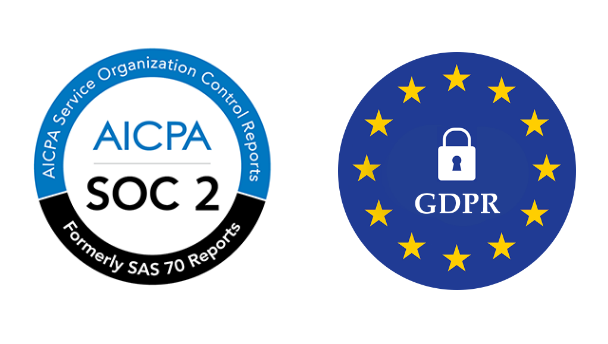 Qualified is SOC2 and GDPR Compliant