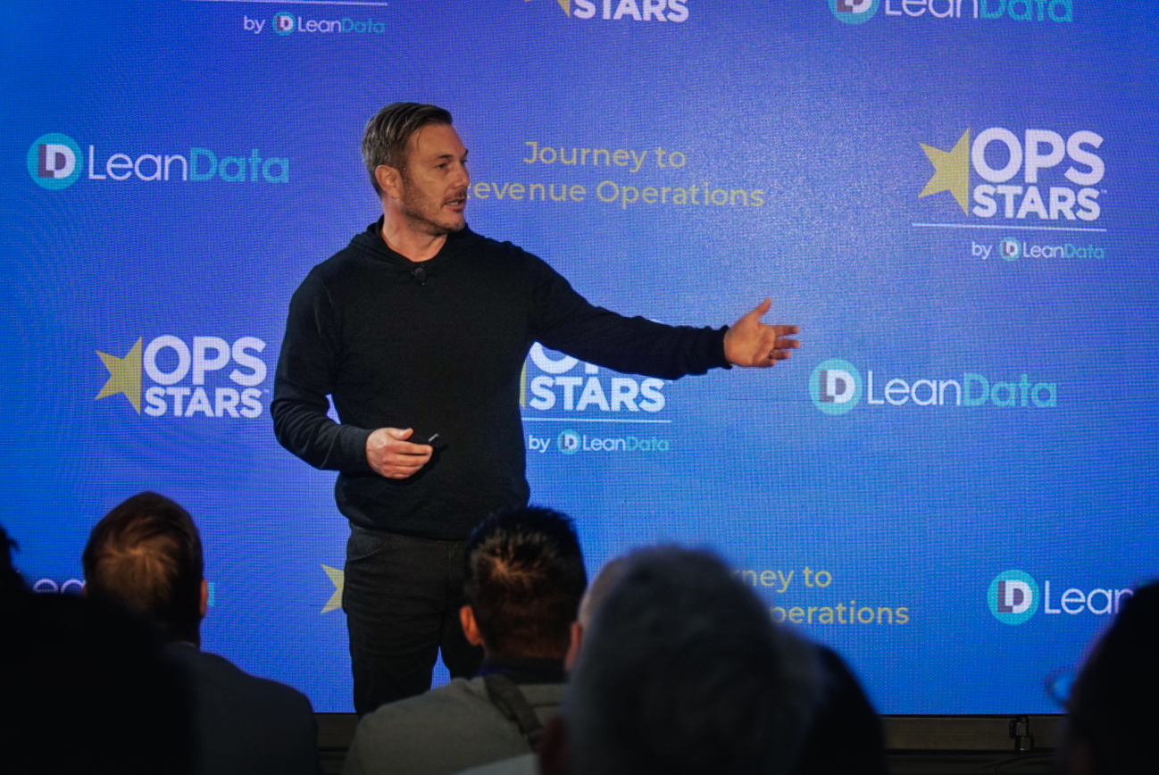 Sean Whiteley Presents at the OpStars Keynote: 3 Trends Shaping the Future of Conversational Marketing