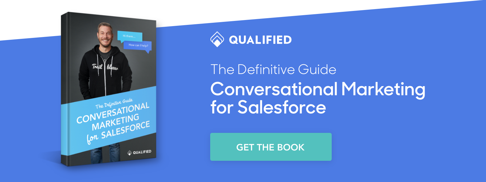 Qualified Book: The Definitive Guide to Conversational Marketing for Salesforce