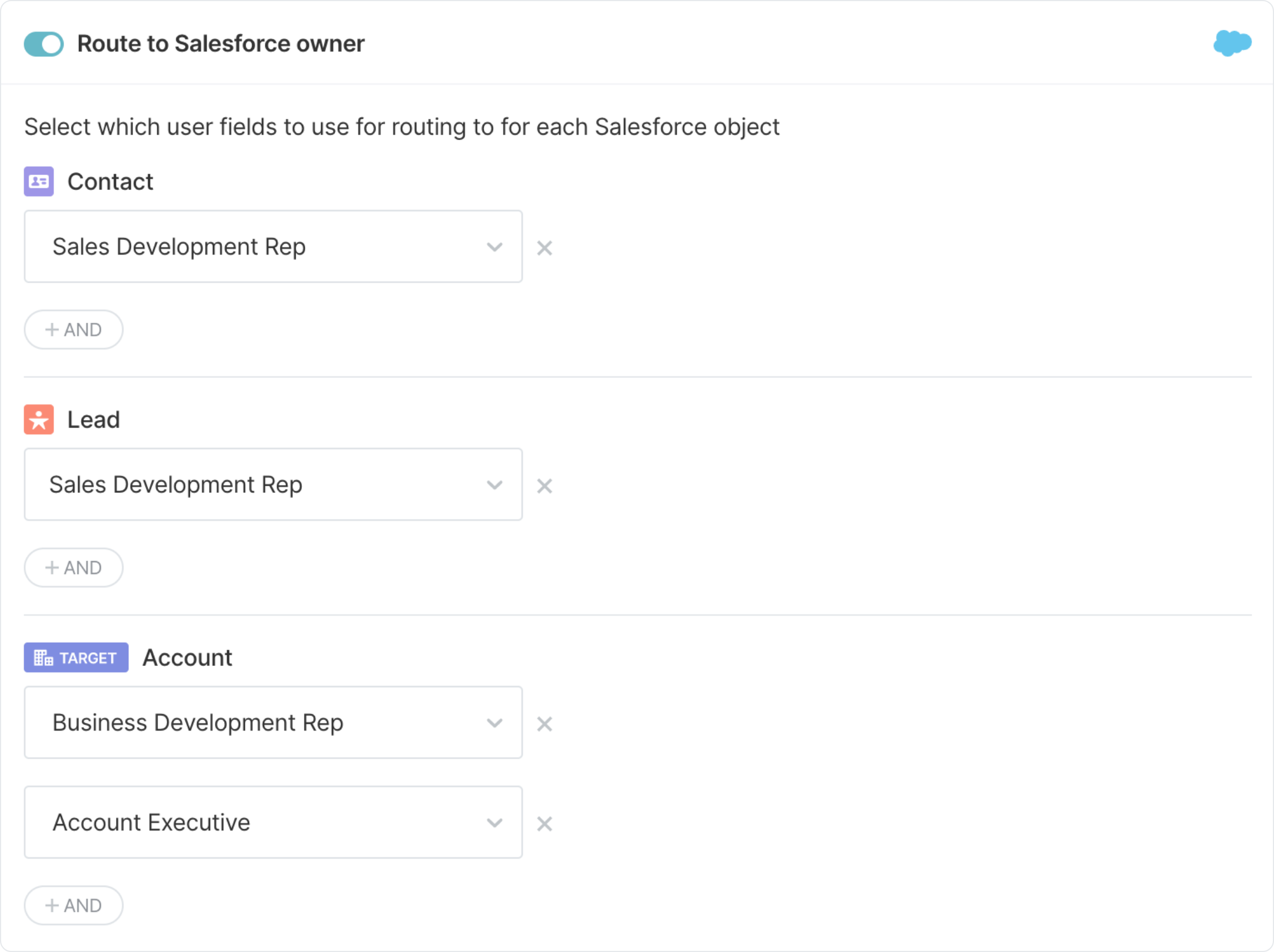 Qualified Summer '20: Flexible Salesforce Routing