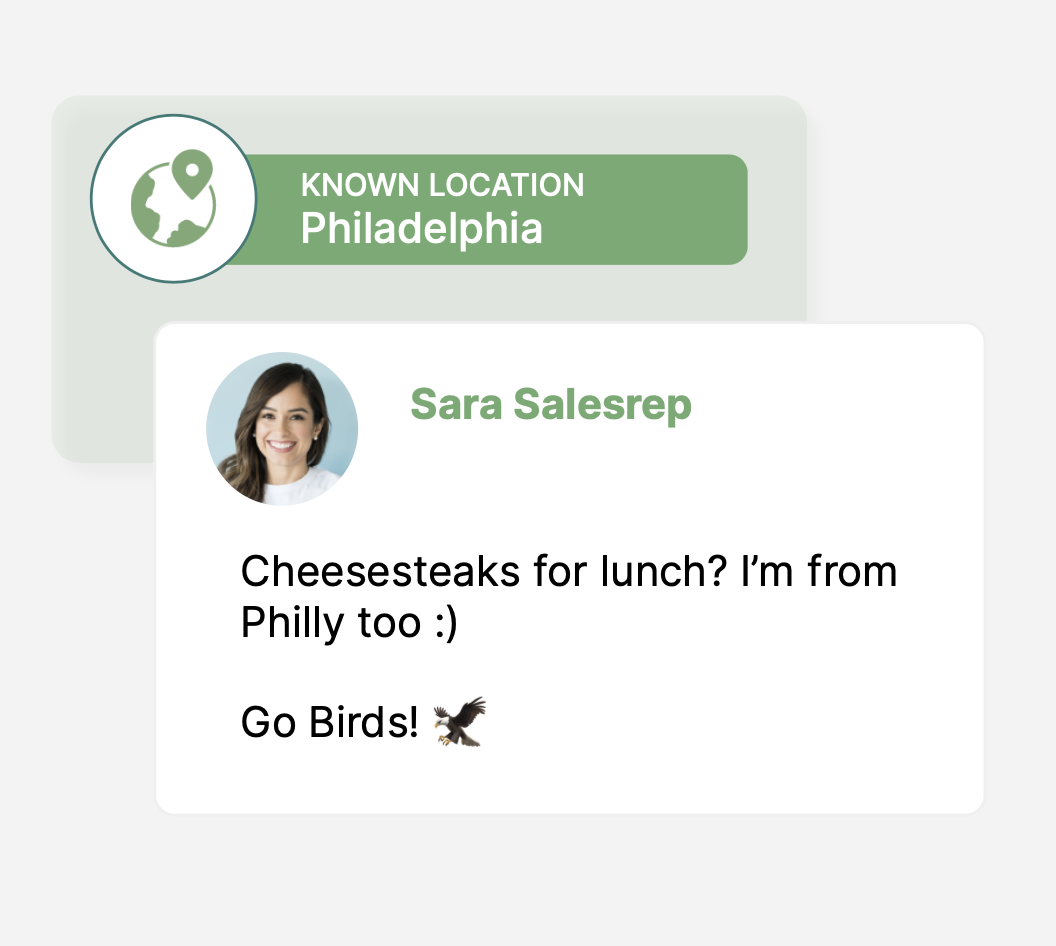AppExchange Chat: Using Location Data
