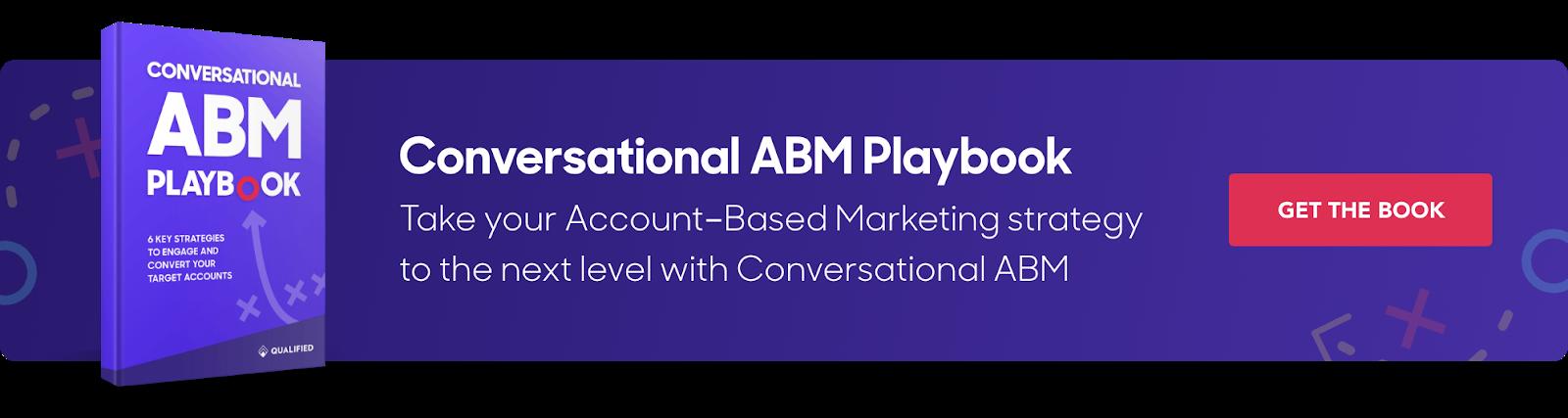 Conversational ABM Playbook