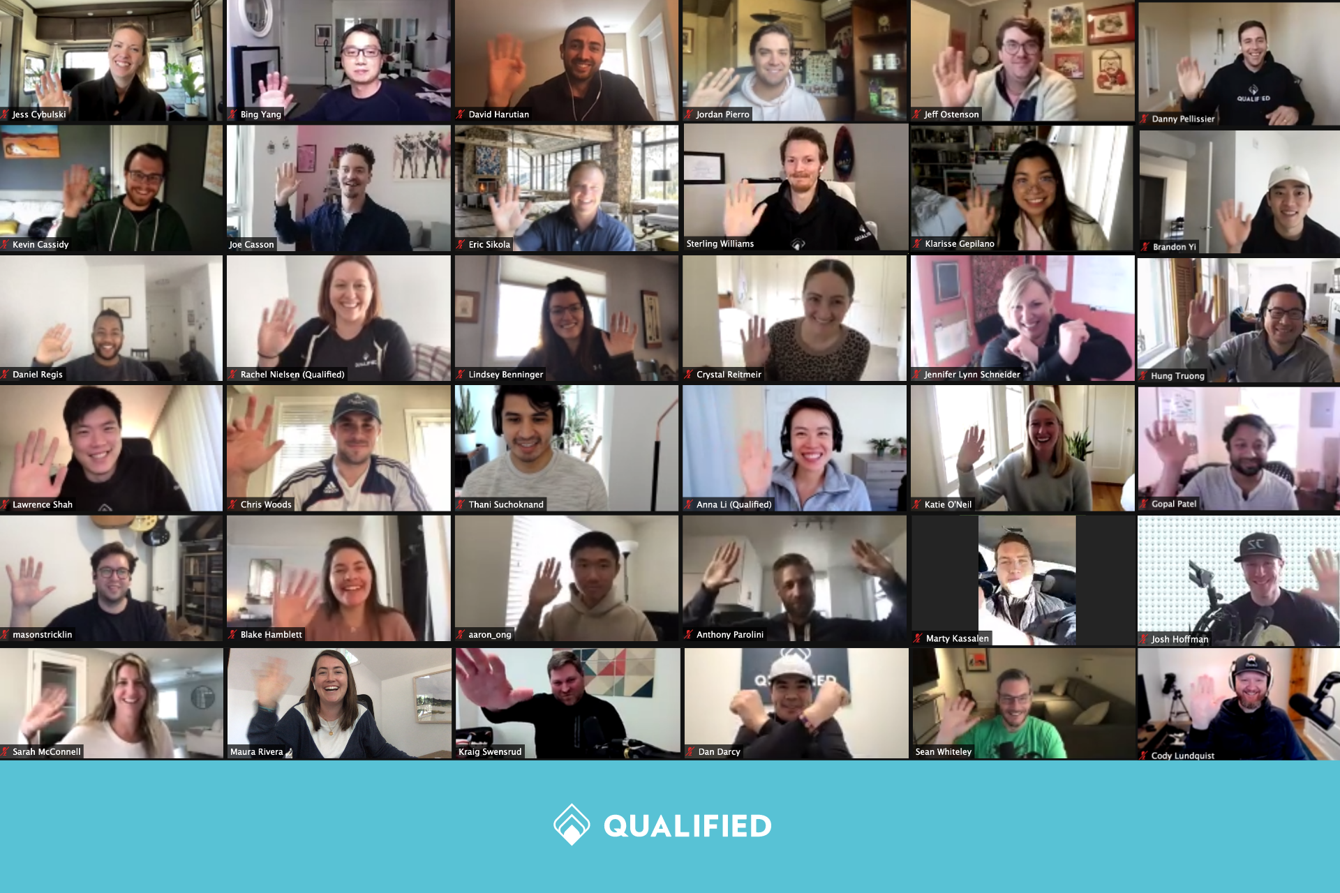 Qualified is chosen as the #1 best place to work by San Francisco Business Times