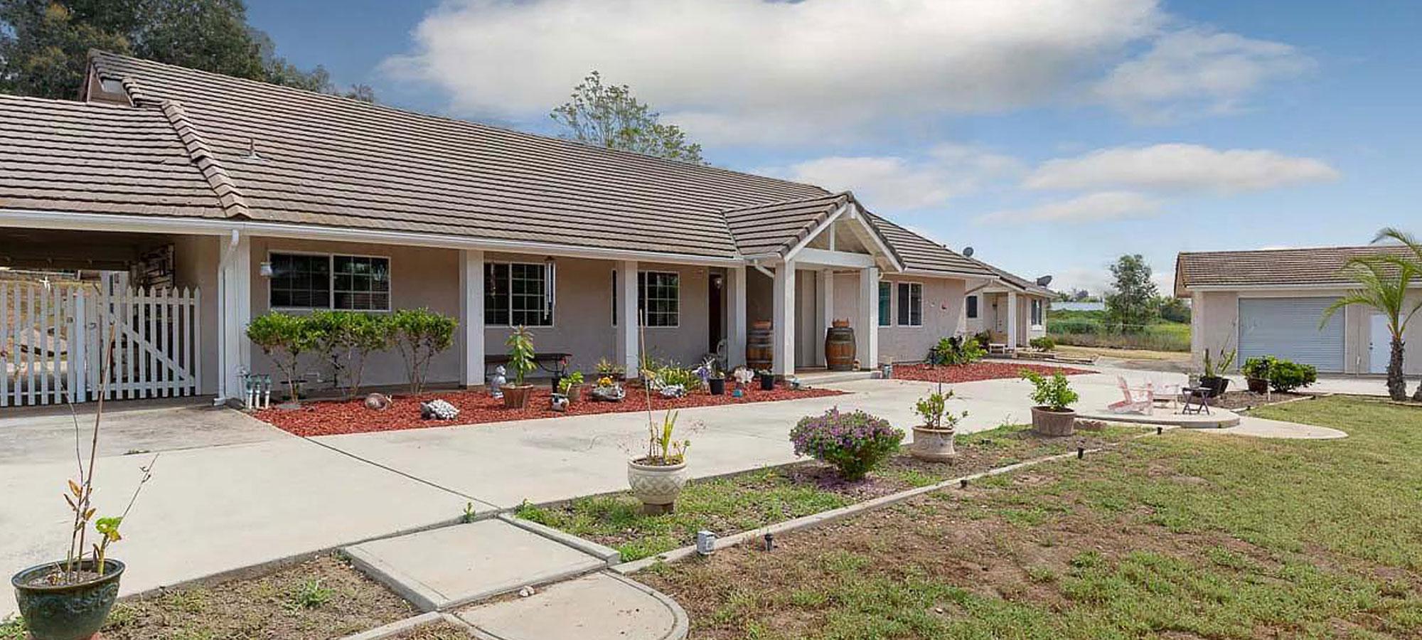 615 Cox Rd. San Marcos, CA 92069